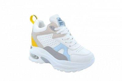 (20115) Спортивная обувь Bona - 4 — Женская и Подростковая Обувь демисезон — На липучках