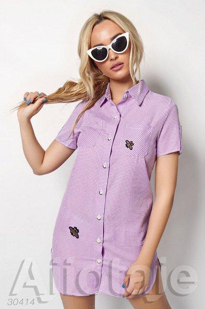 AJIOTAJE Яркое лето 2021 🌺 женская одежда — Платья-рубашки