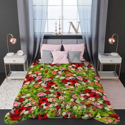 Шторы и текстиль для дома от Нивасан/Новинки/Акции  — Фотопокрывала — Пледы и покрывала