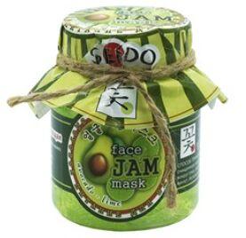 "Маска-джем для лица ""Авокадо-лайм"", 70 мл"