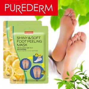 Пилинг носочки для ног