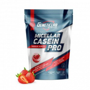 Протеин GENETICLAB CASEIN PRO 80% - 1 кг