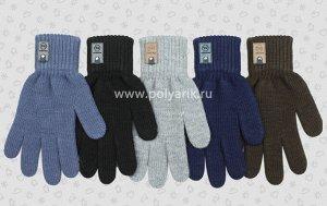 Перчатки подростковые, шерсть