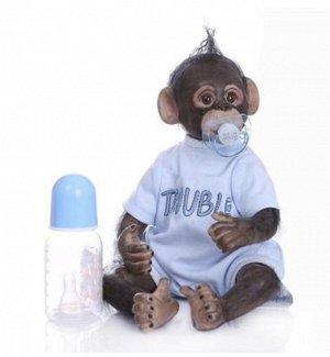 Кукла реборн-обезьяна 40см