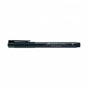 Ручка капиллярная для черчения, Faber-Castell Artist Pen M чёрный