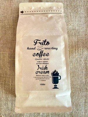 Кофе с ароматом ИРЛАНДСКИЙ КРЕМ 1 кг