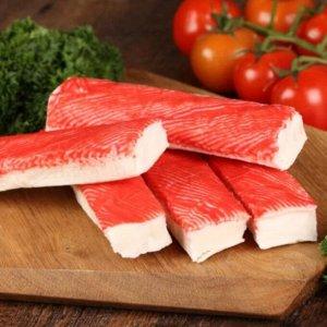 Крабовая палочка с мясом краба КВЭН 200 гр ШТ