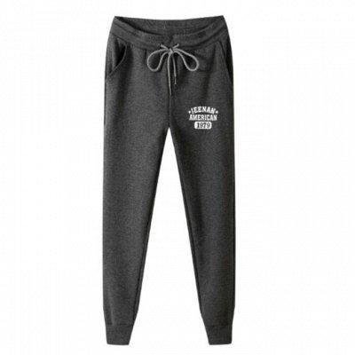 Отличная мужская одежда! Отзывы 🔥🔥🔥  — Мужские утепленные спортивные  штаны — Спортивные