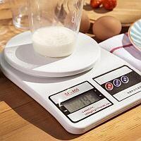 Удобная кухня💥 Сковородки от 199 рублей!  AMERCOOK💥  №3 — Электронные кухонные весы — Кухонные весы