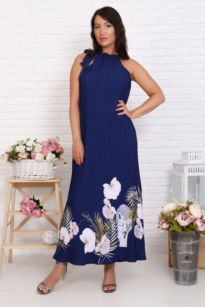 Натали™ - Самая популярная коллекция домашней одежды (56) — Платья — Повседневные платья