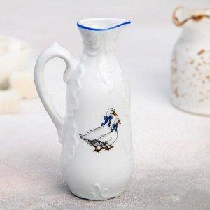 Бутылка Cmielow «Рококо. Гуси», 90 мл, h=11 см