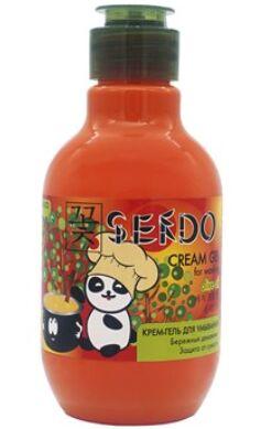 Крем-гель для умывания серии Sendo с маслом оливы 250 мл