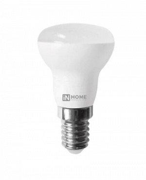 Лампа светодиодная LED-R50-VC 6Вт 230В Е14 6500К 525Лм IN HOME