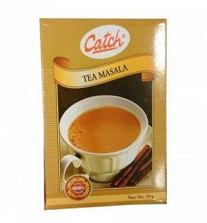 Catch Spices Tea Masala (смесь специй для чая) 50г.