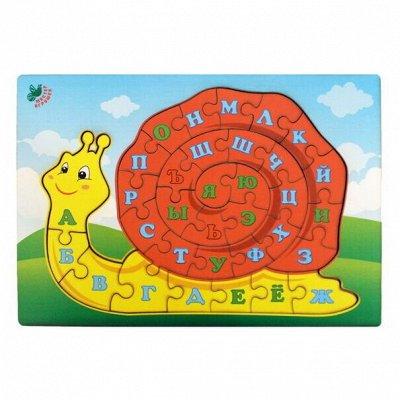 Магазин игрушек. Огромный выбор для детей  всех возрастов! — Пазлы для малышей — Конструкторы и пазлы