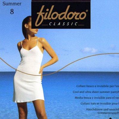 Колготки Classic - 30. — Колготки Filodoro Classic - классика — Колготки