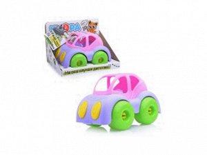 """KNOPA. Машинка """"Легковая"""" 22 см для девочек арт.86212 /5 (Пластмастер)"""