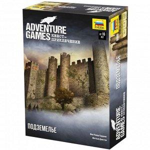"""Зв.8999 Наст. игра """"Adventure Games. Подземелье"""" /5"""