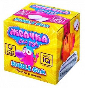 "Каррас.Набор для экспериментов Жвачка для рук ""BUBBLE GUM,"" (11,5 х11,5 х11,5) арт. 381"