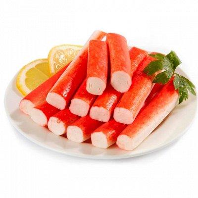 Все для вкусного ужина — Крабовые палочки — Рыбные