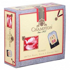Чай Чемпион 100 пакетиков