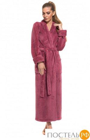 Банный халат Merrill Цвет: Брусничный. Производитель: Peche Monnaie