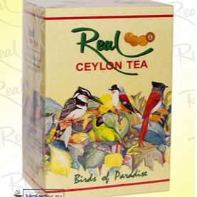 """✔Бакалея ✅ Скидки❗❗❗Огромный выбор❗Выгодные цены🔥 — Чай Real """"Райские птицы"""" — Чай"""