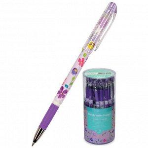 Ручка гелевая deletewrite happy. цветочки 20-0262/03