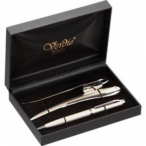 Набор пишущих принадл. ручка + закладка + нож для бумаги Ve-21S