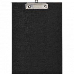 Папка-планшет д/бумаг Attache 560090 A4 черный