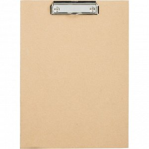 Папка-планшет д/бумаг Attache LOFT, A4, беж