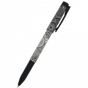 Ручка шариковая BRUNO VISCONTI FreshWrite.Тату синий 0,7мм