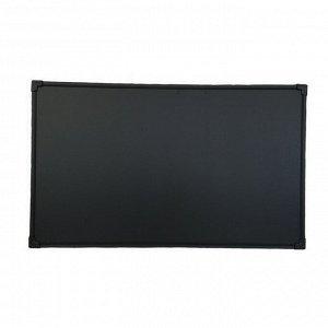 Доска магнитно-меловая 1-эл. Attache Loft 100x150 см черный