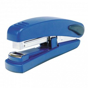 Степлер SAX 539 (№24/6) до 30 лист. синий антистеп