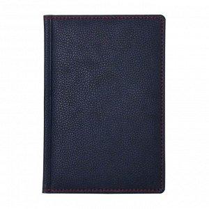 Алфавитная книжка А5,142х210мм,120л,темн-синий,красная простр АТТ...
