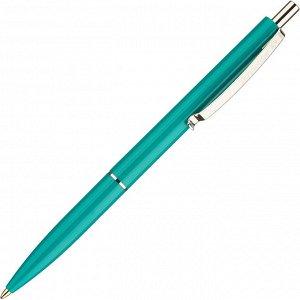 Ручка шариковая SCHNEIDER K15 корпус зеленый/стержень синий 0,5мм...