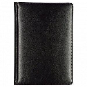 Ежедневник недатированный черн,А5,145х205мм,136л, Sidney NEBRASKA...