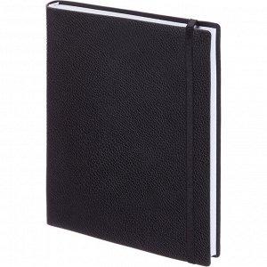 Ежедневник недатированный черный, А5, 160л., Prime AZ683/black