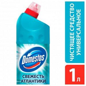 DOMESTOS (ДОМЕСТОС) Чистящее средство Свежесть Атлантики 1000мл