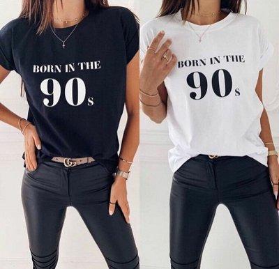 DT. Женская одежда из Турции. Бюджет. — Распродажа футболок от 246 ₽ — Футболки