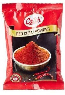 CATCH SPICES RED CHILLI POWDER (красный перец молотый) 50 гр.