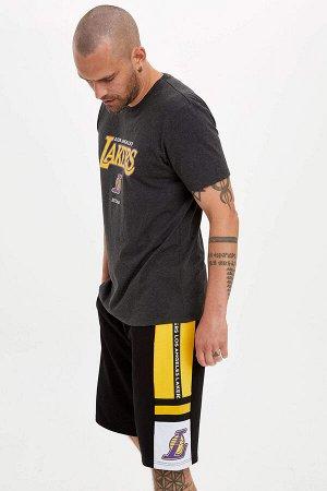 шорты Размеры модели: рост: 1,82 грудь: 98 талия: 81 бедра: 96 Надет размер: M  Хлопок 80%, Полиэстер 20%