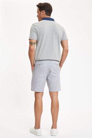шорты Размеры модели: рост: 1,89 грудь: 100 талия: 81 бедра: 97 Надет размер: 30  Хлопок 100%