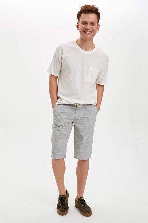 шорты Размеры модели: рост: 1,85 грудь: 98 талия: 78 бедра: 83 Надет размер: 30  Хлопок 100%