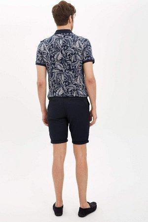 шорты Размеры модели: рост: 1,9 грудь: 100 талия: 84 бедра: 101 Надет размер: 30  Хлопок 100%,Elastan 0%