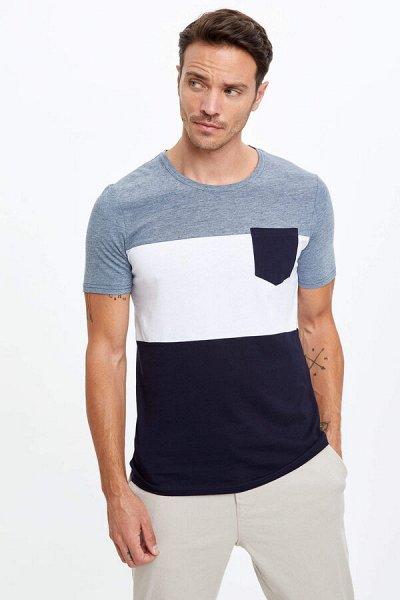 ,DFT — мужская одежда, шорты, футболки и поло, брюки джинсы — Футболки 3