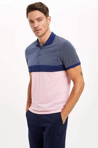 ,DFT — мужская одежда, шорты, футболки и поло, брюки джинсы — Футболки-поло 1