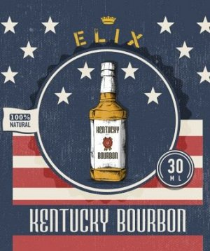 Elix Kentucky Bourbon,