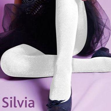 Колготки, носочки, гольфы нашим деткам - 41 — Giulia - люрекс — Колготки