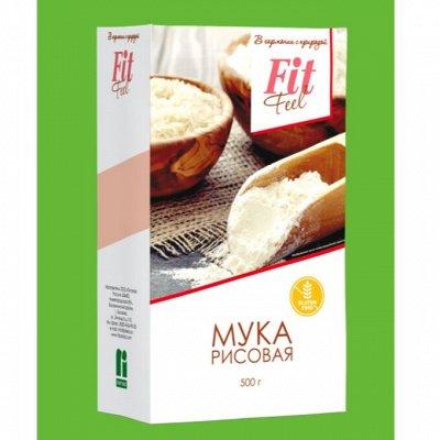 ФитПарад® - Больше удовольствия - меньше калорий! — Функциональные продукты. (мука, клетчатка, сух. молоко, чиа) — Диетические продукты
